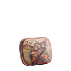 Laureldrop Mint Tin Can 20 g - Amarelli