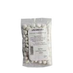Laureldrop Peppermint White 100 g - Amarelli