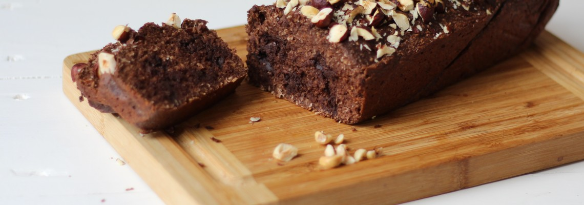 Chocolate bananabread