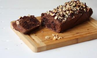 Chocolate bananabread