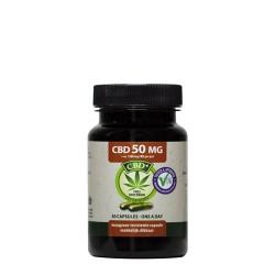 CBD 30 Capsules 50 mg - Jacob Hooy