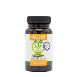 CBD 60 Capsules 10 mg - Jacob Hooy