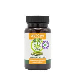 CBD 60 Capsules 10 mg - Jacob Hooy
