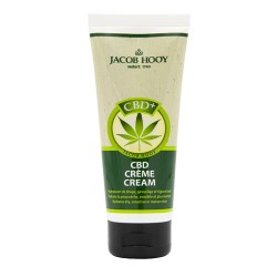 CBD Creme 50 ml - Jacob Hooy