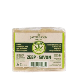 CBD Soap 120 ml - Jacob Hooy