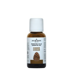Cedar Essential Oil 30 ml - Jacob Hooy