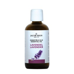 Lavender Oil 100 ml - Jacob Hooy