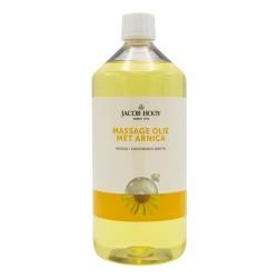 Massage Oil 1000 ml - Jacob Hooy