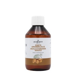 Sweet Amond Oil 250 ml - Jacob Hooy