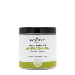 Pure Powder Ashwaganda 130 g - Jacob Hooy