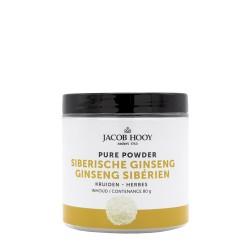 Pure Powder Siberian Ginseng 80 g - Jacob Hooy