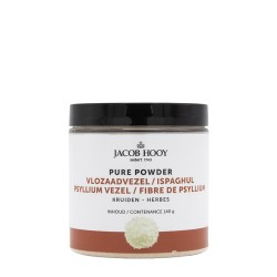 Pure Powder Flaxseed Fibers 140 g - Jacob Hooy