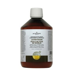 Cold Liver Oil 500 ml - Jacob Hooy
