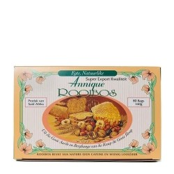 Annique Rooibos 80 Tea Bags - Jacob Hooy