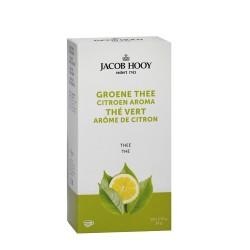 Green Tea Lemon 20 Tea Bags - Jacob Hooy