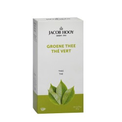 Green Tea 20 Tea bags - Jacob Hooy