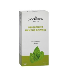 Peppermint 20 Tea Bags - Jacob Hooy