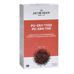Pu-Erh 50 Teabags - Jacob Hooy