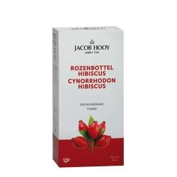 Rosehip Hibiscus 20 Teabags - Jacob Hooy