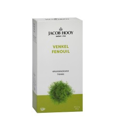 Fennel 20 Teabags - Jacob Hooy