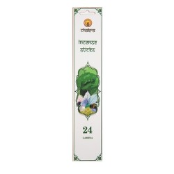 Chakra Lamina Incense Sticks - Jacob Hooy