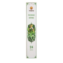 Chakra Mogra Incense Sticks - Jacob Hooy